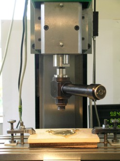 centering microscope for milling machine